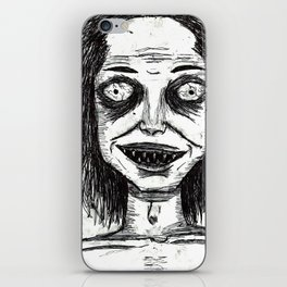CRAZY DUDE iPhone Skin