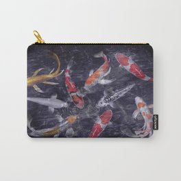 koi fish painting iPhone 4 4s 5 5c 6 7, pillow case, mugs and tshirt Carry-All Pouch