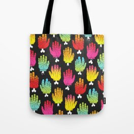 zombie palms Tote Bag