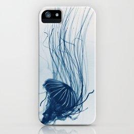 Deep Blue Sea #3 iPhone Case