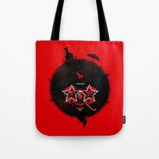 THE BLACK SUN Tote Bag