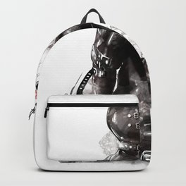 Fetish painting #3 Backpack