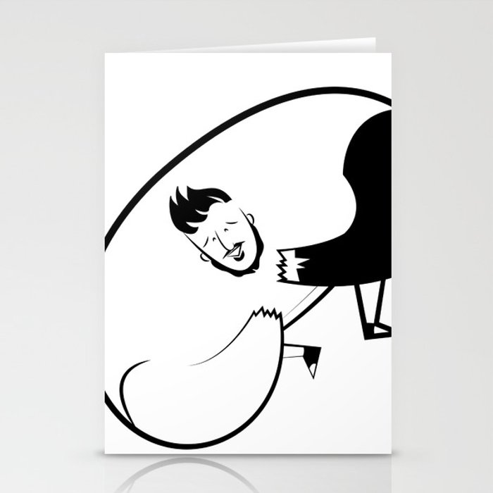 DOW Stationery Cards