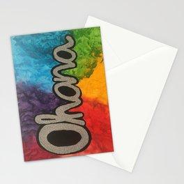 Ohana Rainbow Stationery Cards