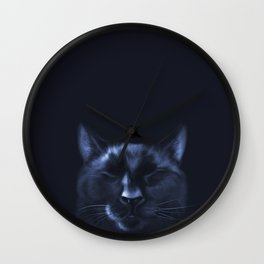 The Classic Bear in High Gloss Wall Clock