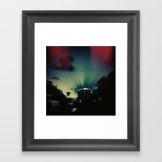 4309 Framed Art Print