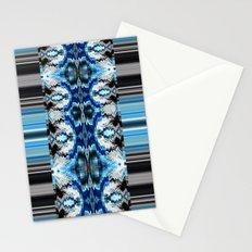 Sela Blue Stationery Cards