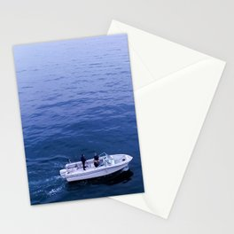 Boat Rides in November Stationery Cards