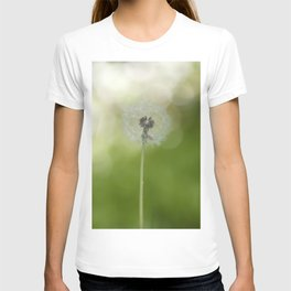 Dandelion in LOVE- Flower Floral Flowers Spring T-shirt