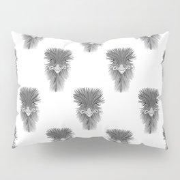 Emu Pattern Pillow Sham