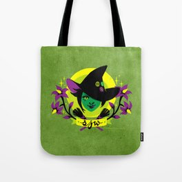 Social Justice Witch Tote Bag