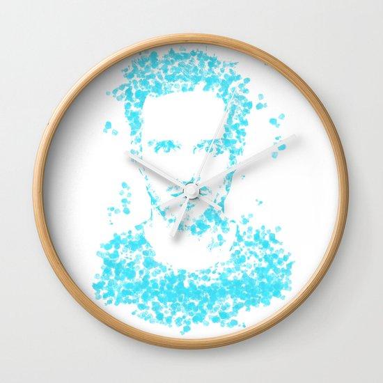 Breaking Bad - Blue Sky - Jesse Pinkman Wall Clock