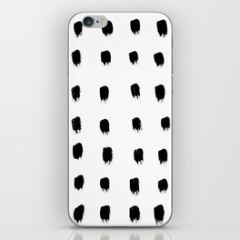 Jacques Pattern iPhone Skin