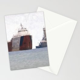 Great Lakes Freighters Stationery Cards
