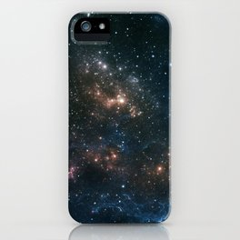 Stars and Nebula iPhone Case
