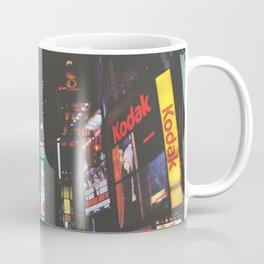 Evening Glow - Times Square Coffee Mug