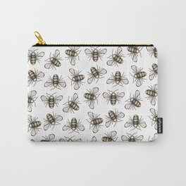 Bee Pattern - Katrina Niswander Carry-All Pouch