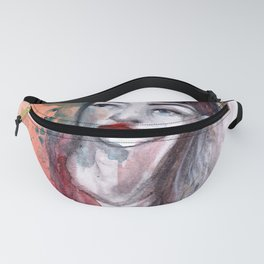 Fille rouge Fanny Pack