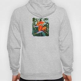 Strelitzia - Bird of Paradise Hoody
