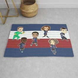 PSG (Paris Boys) Rug