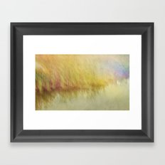 The Lakes Edge {Pretty Summer} Framed Art Print