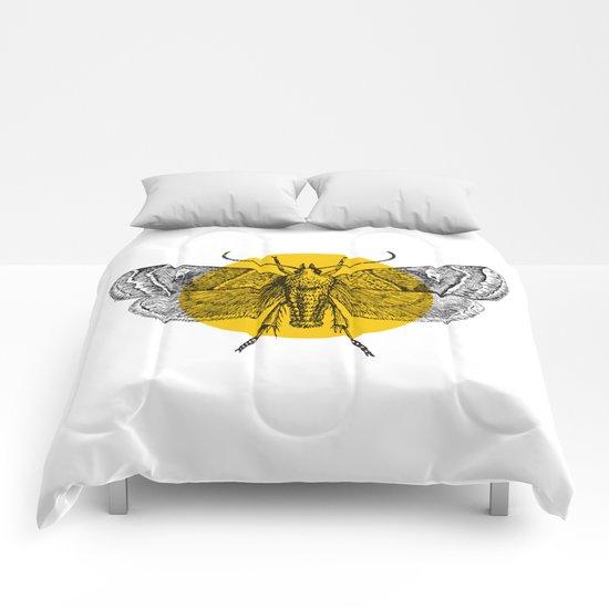 Oldie-V Comforters