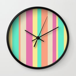Oh Happy Day Wall Clock