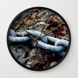 A chain to far Wall Clock