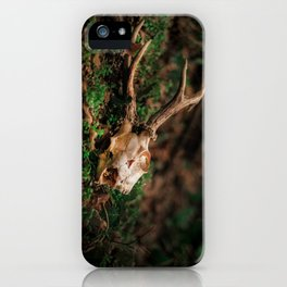 HUNTING SEASON IS OVER. iPhone Case