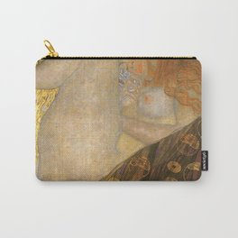Danea Gustav Klimt Painting Carry-All Pouch