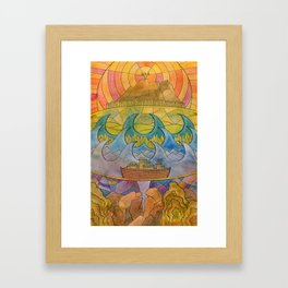 Covenant Framed Art Print