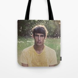 The Sea is Just a Wetter Version of the Sky Tote Bag