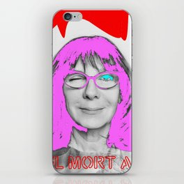 Woman N10 iPhone Skin