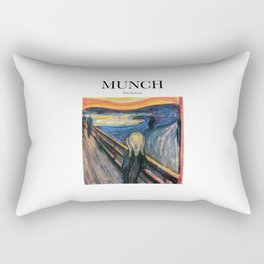 Munch - The Scream Rectangular Pillow