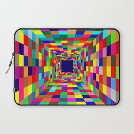 Colors Tunel Laptop Sleeve