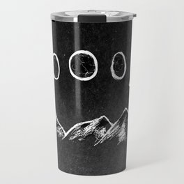 Mountain Moon Travel Mug