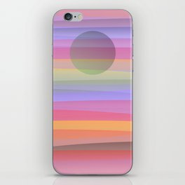 Ripples 181015 iPhone Skin