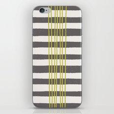 Rows iPhone & iPod Skin