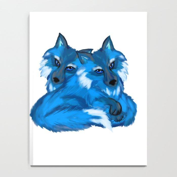 Twin Fox Notebook