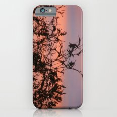 God was busy Slim Case iPhone 6s