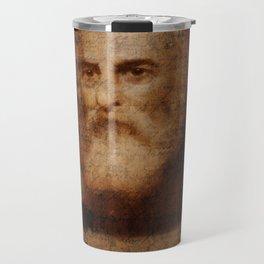 Henry Wadsworth Longfellow Travel Mug