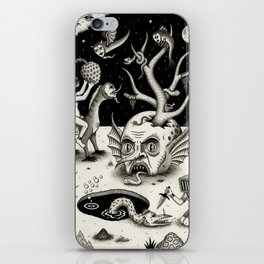 The Ways of the Wicked iPhone Skin
