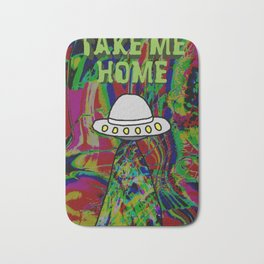 Take Me Home Bath Mat