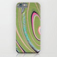 napkin gender/pink green iPhone 6s Slim Case
