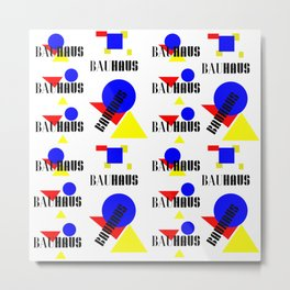Design decor for graphic designers Metal Print