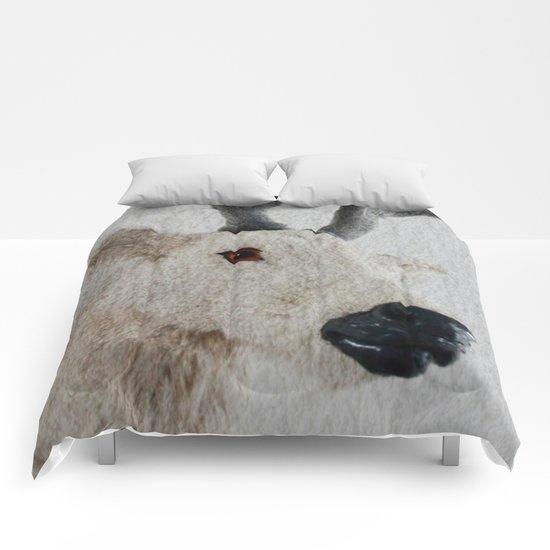 Winter Deer - JUSTART © Comforters