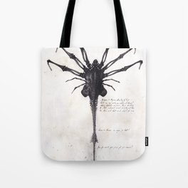 ALIEN - Facehugger Tote Bag