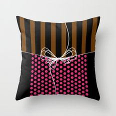 Present Throw Pillow