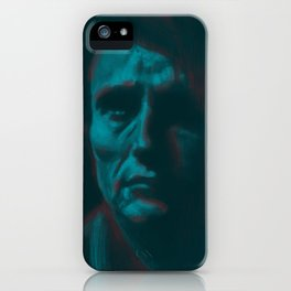 Cold Blooded Killer iPhone Case