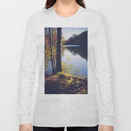 Solitude Lake Long Sleeve T-shirt